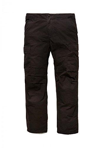 Vintage Industries Tyrone BDU Ripstop Cargo Pant Black Black