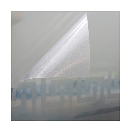 Film de protection d/écran en verre d/époli /Écran Motif Square statique 120/x 200/cm fen/être Protection fen/être occultant Film en verre