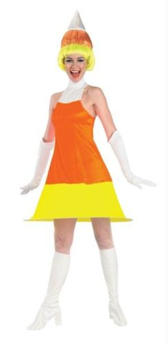 Candy Corn Adult Costume (Adult Corn Candy Kostüme)