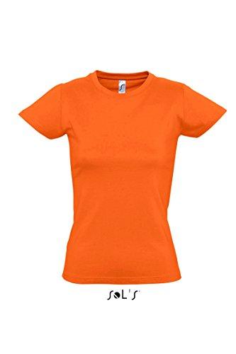 Sol ´ s-imperial t-shirt pour femme Orange