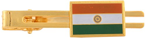 The Flag Company Unisex Gold Plated Brass Tiepin