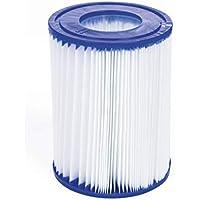 Bestway 58094 Pool Filter Cartridge - Size 2, Blue