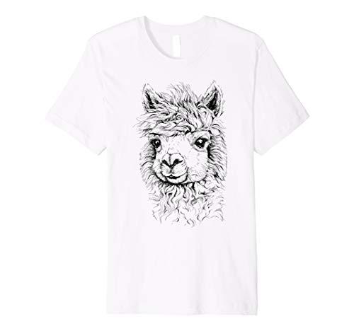45e370cf2c0 No prob llama mama llama shirt al mejor precio de Amazon en SaveMoney.es