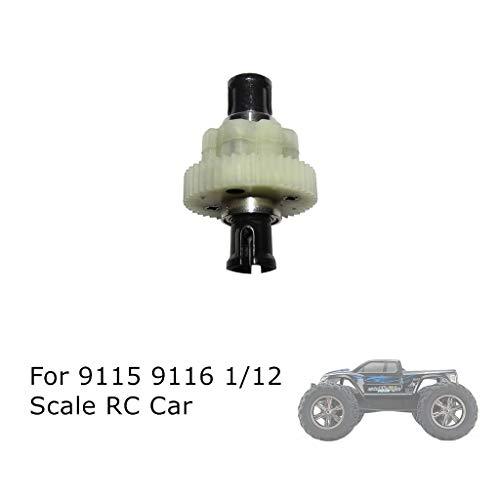 Mitlfuny Auto-Modell Plüsch Bildung Squishy Spielzeug aufblasbares Spielzeug im Freien Spielzeug,Upgrade-Differentialgetriebe-Reparatur-Ersatzteil für 9115 9116 1/12 RC-Auto - 4k Toy Story