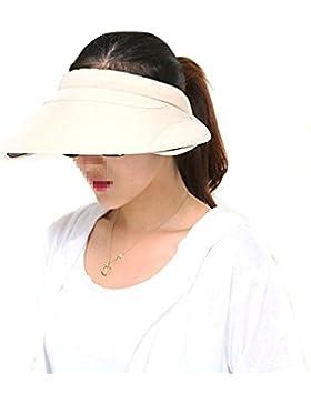 TININNA regolabile grande bordo largo protezione solare Cappello di visiera Cappello del Sun anti -UV protezione...