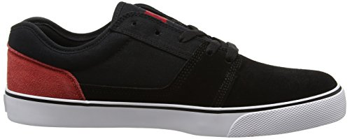 DC Shoes Tonik, Sneakers Basses homme Black (black/red/white)