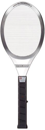 Insekten Schröter 7901 Elektrische Fliegenklatsche (Tennisschläger Für Standard Griff)