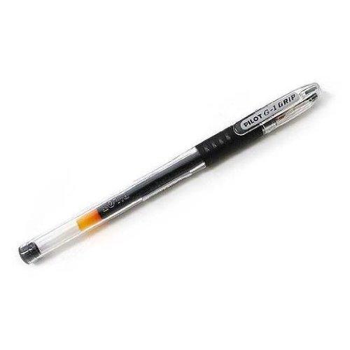 ck Kugelschreiber gel-Tinte, feine Spitze, Schwarz ()