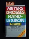 Meyers grosses Hand-Lexikon / Meyers großes Handlexikon A - Z. -