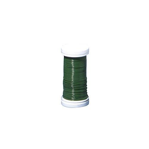 RAYHER hobby calibre 0,35 mm, vert, bobine 100 m