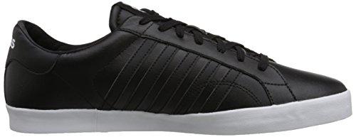 K-Swiss BELMONT SO, Sneakers basses homme Noir - Black (Black/White)