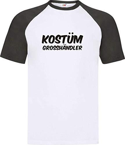 Karneval Kostüm Großhandel - Shirtinstyle Raglan Shirt Karneval Kostüm Grosshandel