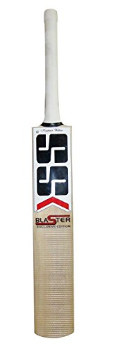 SS-Blaster-Exclusive-Edition-Kashmir-Willow-Cricket-Bat-Short-Handle-Color-may-vary