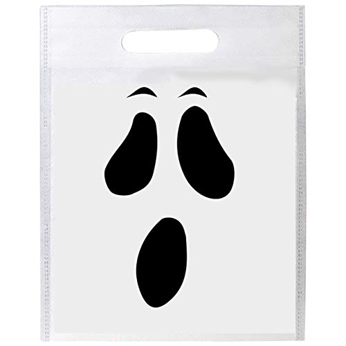 My Custom Style Shopper Polyethylen 33x41cm Mix #Halloween_A# Halloween-fantasma (Halloween Fantasmas De)