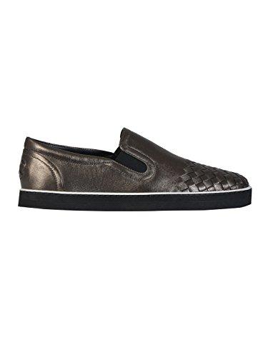 bottega-veneta-slip-on-sneakers-donna-428871v00411107-pelle-marrone