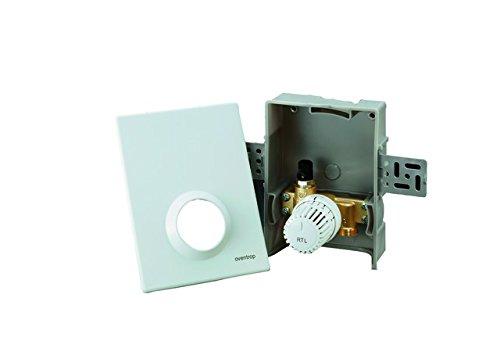 Oventrop 1022635 Unibox RTL Einzelraumregelung für Flächenheizungen -