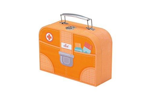 Anpro Kit Medico 46pz Giocattoli Setper Bambini per Giocare al Dottore Fai Fint