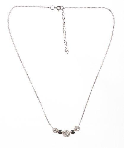 Bijoux pour tous - collana, argento sterling 925