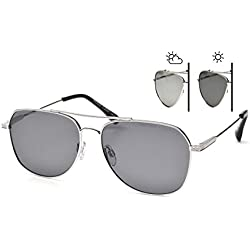 Klassik photochromatisch & Polarisierte Sonnenbrille Arctica s-263 FP UV400 Für Damen & Herren
