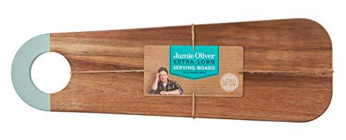 Jamie Oliver 553833 Servierbrett, Akazie