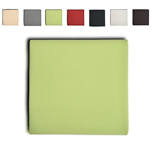 Wandkissen in versch. Farben (grün)