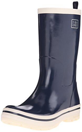 Helly Hansen - Midsund Welly, Stivaletti al polpaccio non imbottiti Donna, Blu (Blue (Tech Navy)), UK 7.5 (EUR 41)