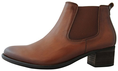 Gabor Shoes Fashion 35.690.2 Chaussures femme, Bottes, Boots, bottine, (Chelsea Boots) Cuir braun