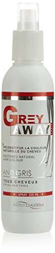 Veana Claude Bell Grey Away - die Lösung gegen graue Haare, 1er Pack (1 x 200 ml)