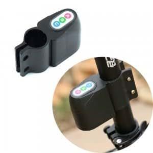 Bike Alarm Lock Bicycle Motorbike Moped Cycling Security Sound Loud