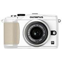 Olympus E-PL2weiße Kit