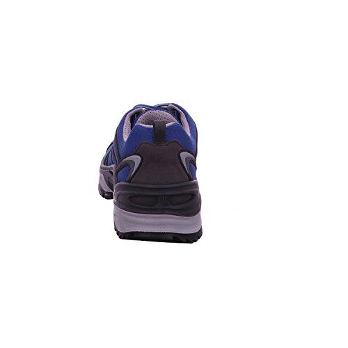 Lowa Uomo Scarpe Da Passeggiata Blu (Blue/grau 6030)