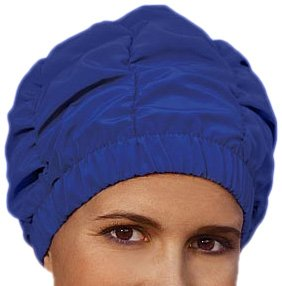 Fashy Shower Hat - Blue, one size