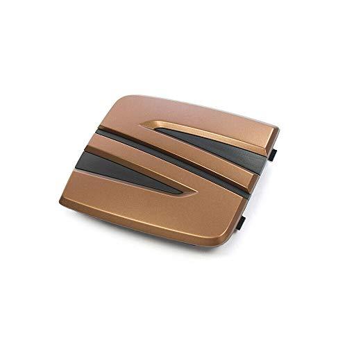 Seat 5F0853679C27A Emblem Cupra Zeichen vorn Kühlergrill Logo Tuning Emblem Kupfer
