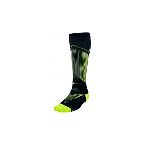 31fRhDBRUPL. SS500  - Nike Knee High Elite Run Hyp Comp Multi-Coloured Multicoloured Size UK 3.5-5