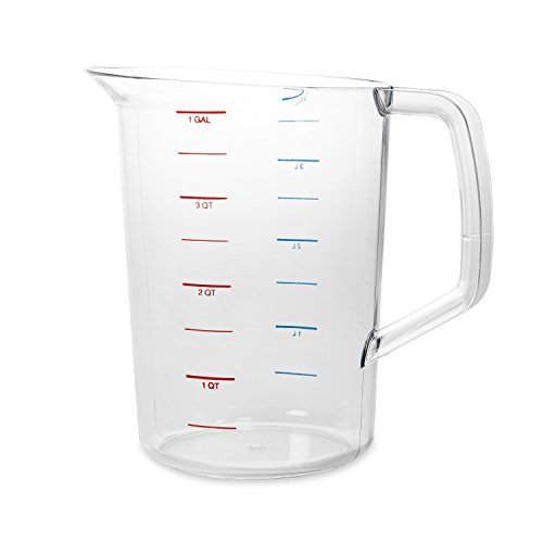 Rubbermaid 4L Measuring Cup - Clear
