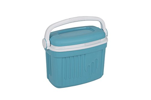 EDA PLASTIQUES davgli8Iceberg Kühlbox Kunststoff blau türkis 8l