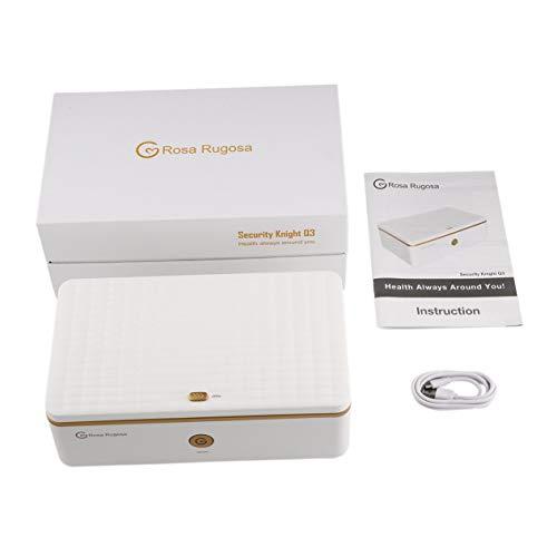 Preisvergleich Produktbild Rosa rugosa Automatische Sterilisieren Box UV-Strahlen und Ozon-Dual-Desinfektion Box mit Lampen-Anzeige