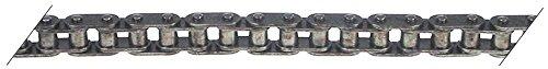 Rollenkette Teilung 3/8'/9,525mm innere Breite 5,72mm 40 Glieder passend für Fimar für Teigknetmaschine Rolle ø 6,35mm 6 B-1