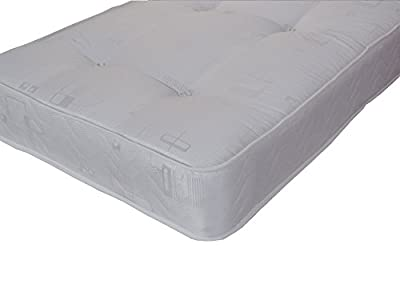 "eXtreme comfort ltd™ The Harmony Deep Filled, Hand Tufted, Medium Soft, 9"" Deep Spring Mattress"