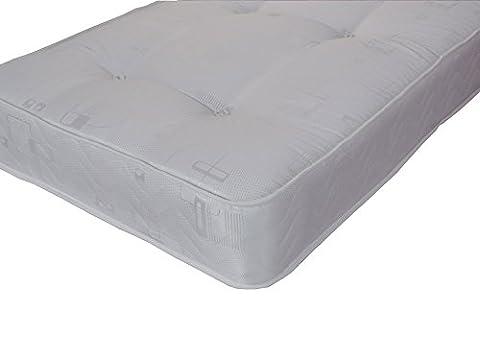 Single 3ft mattress 90 x 190 (cm) Harmony Ortho deep hand tufted luxury mattress