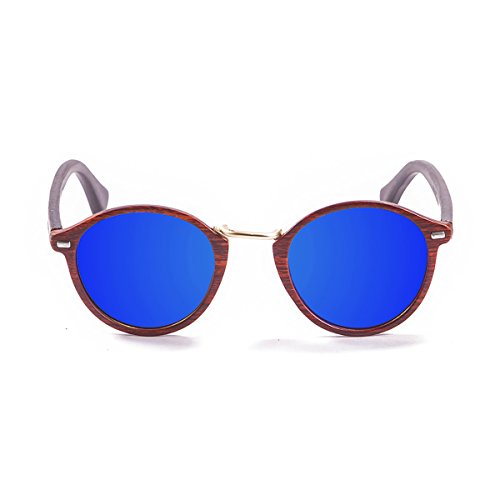 Paloalto Sunglasses Maryland Sonnenbrille Unisex Erwachsene, Bamboo Brown