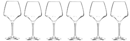 Chef & Sommelier - 8011780.0 - Open Up Pro Tasting Verre - Lot de 6  - Transparent