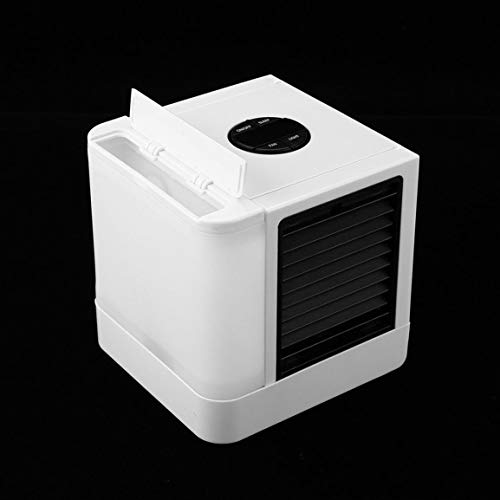 Garciadia Heimgebrauch USB Tragbare Größe Luftkühler Lüfter Luft Persönlicher Raumkühler Kompaktes Mini-Klimagerät -