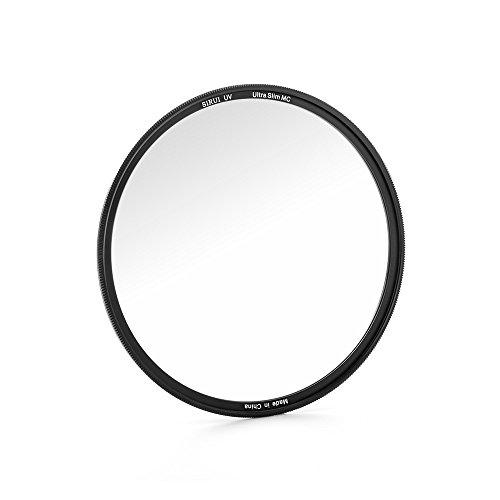 Sirui Ultra Slim S-Pro Nano MC UV-Filter 72 mm (Multicoated, Schott Glas) schwarz
