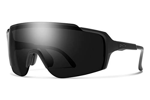 SMITH OPTICS(スミスオプティクス) Unisex-Erwachsene Flywheel Sonnenbrille Mehrfarbig (Mtt Black) 99 (Sonnenbrille Für Damen Von Smith Optics)