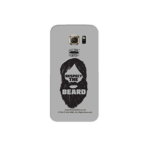 WWE : Daniel Bryan Galaxy S6 Edge Mobile Case By The Souled Store  available at amazon for Rs.575