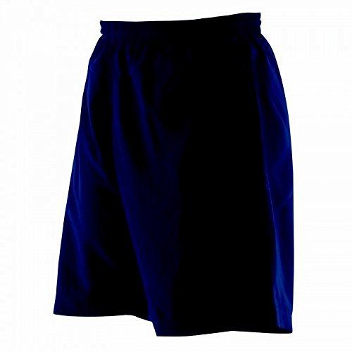 Finden & Hales - Short de Sport - Femme Bleu - Bleu marine