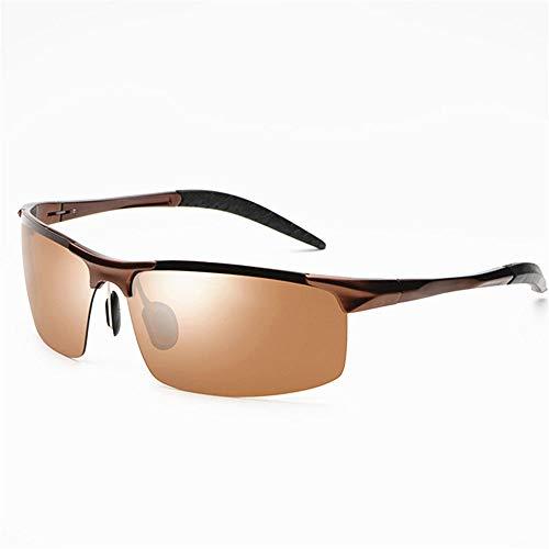 MJ Glasses Sonnenbrillen Polarized Herrensport Sportfahrer, der eine Brille fährt, b