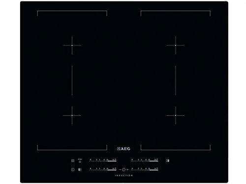 AEG HK654403I-B Induktion Glaskeramik Kochfeld Kochzone rahmenlos Touch Auflage