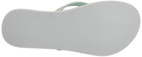adidas Damen Eezay Dots W Zehentrenner Gris / Rosa (Grpulg / Vertra / Brisol)